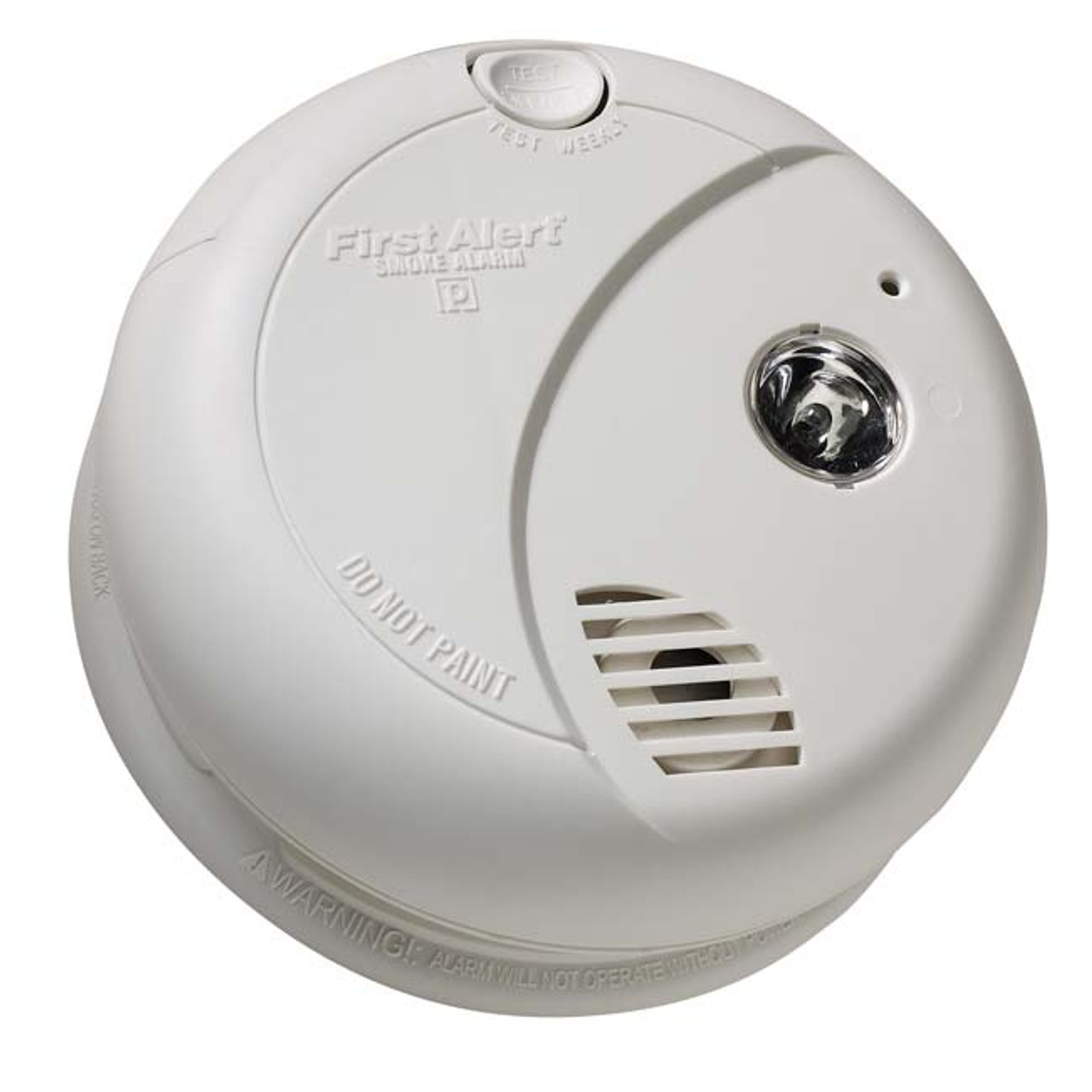 Smoke Detector Hidden Camera w/ 4G Cellular Remote Viewing ...