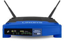 Linksys Access Point Hidden Camera