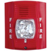 Fire Alarm Strobe Light Hidden Camera w/ DVR & 30-Day Battery