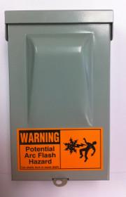 Outdoor Electrical Box Hidden Camera w/ DVR & 90-Day Battery
