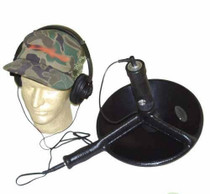 Bionic Ear Parabolic Dish Sound Amplifier Listening Device
