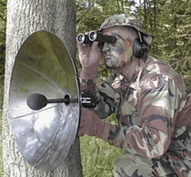 Detect Ear Extreme Range Listening Device