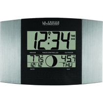 Atomic Table Clock Hidden Camera