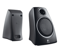 Logitech PC Speakers HD Hidden Camera