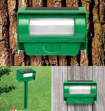 Insect Repeller Hidden Camera w/ DVR & 90-Day Battery