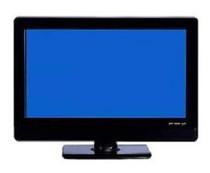 """32"""" LCD TV Hidden Camera w/ WiFi Remote View"""