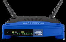 Linksys Access Point Hidden Camera