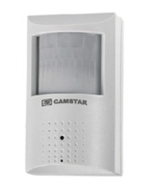Motion Detector Hidden Camera w/ DVR & 30-Day Battery