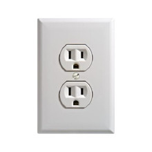 Power Receptacle Hidden Camera w/ Wi-Fi Remote Viewing