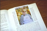 Bookmark Photo Magnet