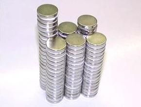 Rare Earth Button Magnets