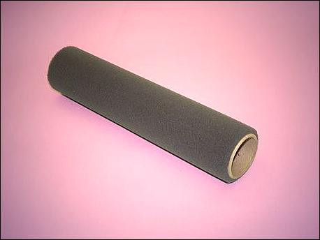 Magnetic paint foam roller