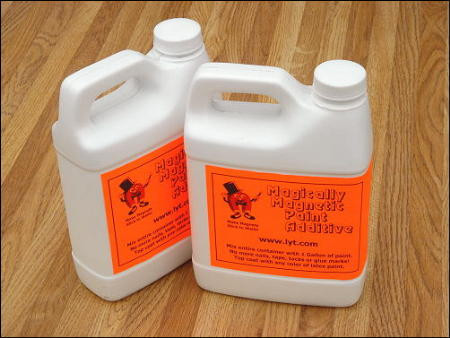 Magically Magnetic Paint Two Gallon
