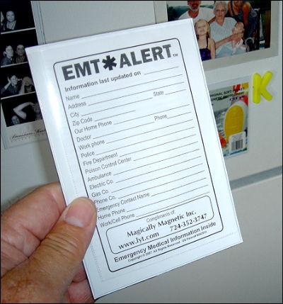 Value EMT Alert