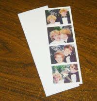 Side Entry Soft Pocket Magnetic Photo Booth  Frame