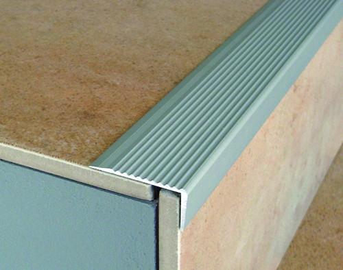 Aluminium Stair Nosing For Laminate,Carpet,Tile ...