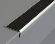 Outdoor/Indoor Rake Back Anti Slip Stair Nosing,Ramp Profile-2.5m