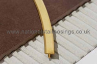 Bendable T- Floor Dividing Profile - 2.5m