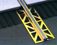 Brass Expansion Joint Profiles For Heavy Traffic Areas - 2.5m