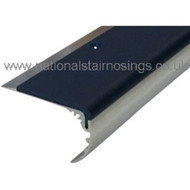 Anti Slip Bull Nose Ramp Profile With Extended Insert
