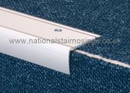 45x23mm Aluminium Stair Nosing For Carpet,Tile U0026 Vinyl