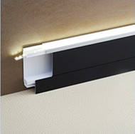 LED Skirting With Cable Trunking