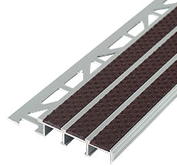 Extra Wide Outdoor Indoor Stair Nosing For Tiled Stairs 2