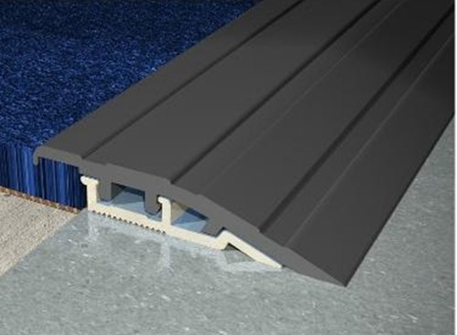 Pvc U Clip Top Ramp Profile 2 5m National Stair