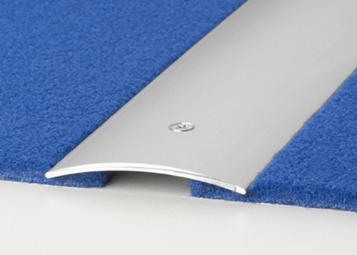 Extra Wide Aluminium Cover Strips For Same Height Flooring