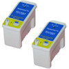 Twin Pack - Remanufactured replacement for Epson T017201 black ink cartridge