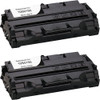 Twin Pack - Remanufactured replacement for Lexmark 10S0150 (E210, E212)