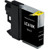 Compatible replacement for Brother LC61Bk black ink cartridge