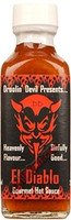 Droolin' Devil El Diablo Hot Sauce - Mini