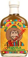 Hombre Loco Tequila Jalapeno Hot Sauce