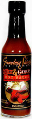 Grandma Shivji's Chili and Garlic Hot Sauce