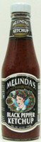 Melindas Black Pepper Ketchup