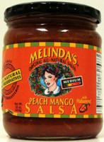 Melindas Peach Mango Salsa - NLA
