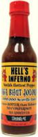 Hell's Inferno Naga Bhut Jolokia Sauce