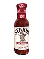 Stubbs Dr. Pepper BBQ Sauce