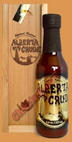 Alberta Crude Special Edition Hot Sauce