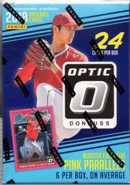 2018 Panini Donruss Optic Baseball Blaster Box