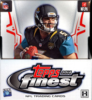 2014 Topps Finest Football Hobby Box