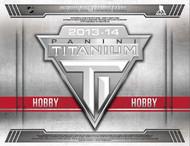2013/14 Panini Titanium Hockey Hobby Box
