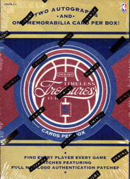 2013/14 Panini Timeless Treasures Basketball Hobby Box