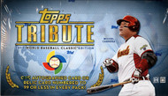2013 Topps Tribute World Baseball Classic Ed Hobby Box