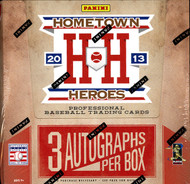 2013 Panini Hometown Heroes Baseball Hobby Box