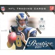 2011 Panini Prestige Football Hobby Box
