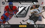 2010/11 Panini Zenith Hockey Hobby Box