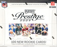 2009 Playoff Prestige Football Hobby Box