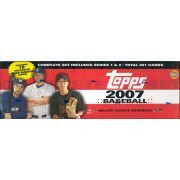 2007 Topps Baseball Holiday Factory Set